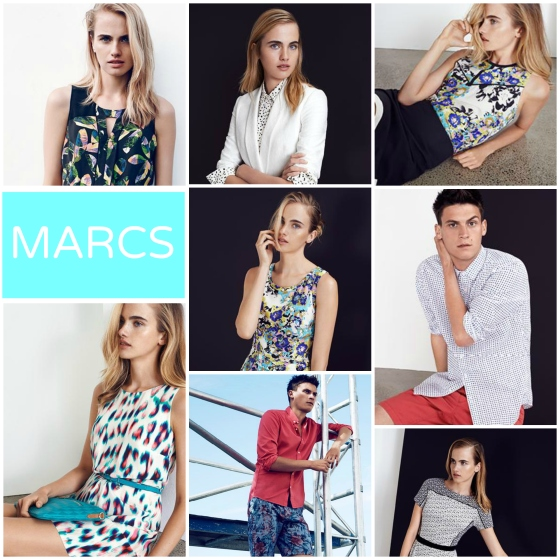 FASHION: MARCS loves summer